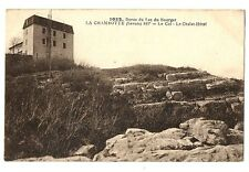 CPA 73 Savoie La Chambotte Le Col Le Chalet