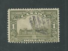 CANADA #159 Used PARLIAMENT BUILDING (3625)