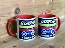 Raleigh Burner Retro BMX mug, Old School BMX bnib new