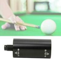 Billiard Pool Cue Extension Extended Stick Snooker Cue Extreme Extender Hot