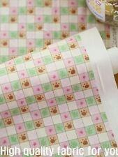 Crafts Squares Check/Plaid Fabric