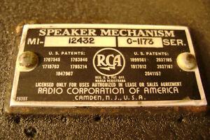 RCA 15 in. speakers #12432