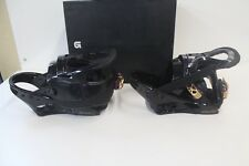 Burton 2012 Stiletto Woman's Snowboard Bindings Black Size L