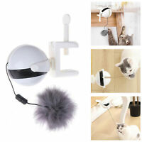 Automatic Interactive Motion Cat Toy Mouse Tease Electronic Pet Toys