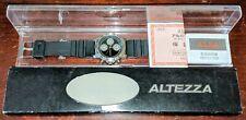 Altezza Toyota watch Japan made ALBA Netz Toyota Lexus IS300 chronograph manual
