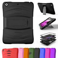 "For Samsung Galaxy Tab 4 lite 7"" T116 Screen Protector Heavy Duty Hybrid Case"