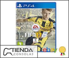 FIFA 17 PS4 Playstation 4 - Set physical original and sealed - Pal
