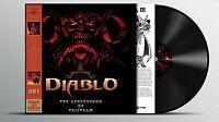Matt Uelmen - Diablo The Apocryphon Of Tristram Black Colored Vinyl LP #/200