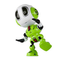 Fun Toy Robots For Kids Interactive Voice Robot Talking Robots LED Flashing Toys