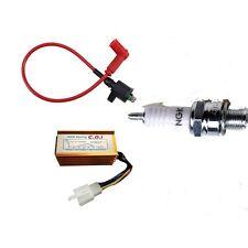 GY6 Ignition Coil CDI Spark Plug 50cc 110cc 125cc 150cc PIT Dirt Quad Bike ATV