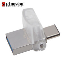 Kingston DTDUO3C 32Go Data Traveler Micro Duo Clé USB U3.1 Type-C OTG