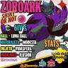 "Zoroark Competitivo ""Shiny or not"" 6 IVs Pokemon Espada-Escudo Pokérus 🦊🌛✨"
