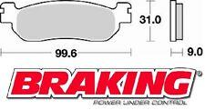 BRAKING PASTIGLIE POSTERIORI YAMAHA X-MAX YP R ABS 250 2011-2014 BRAKE PADS REAR