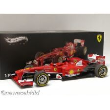 FERRARI F138 2013 CHINESE GP FERNANDO ALONSO ELITE HOTWHEELS MODEL 1/18 #BCT82