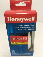 Honeywell H12008 Replacement Filter for Dirt Devil F2 HEPA Media Vacuum NEW