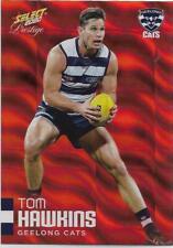 2020 Footy Stars Prestige Red Parallel (70) Tom HAWKINS Geelong 006/170