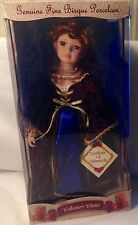 Soft Expressions Collectors Choice Genuine Fine Bisque Porcelain Doll