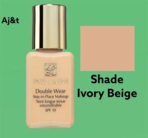 Estée Lauder Double Wear Stay-in-Place long-lasting SPF 10 Ivory Beige 15ml