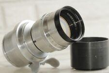 JUPITER-11 lens F4 135mm for OCT-18 KONVAS movie film camera USSR Sonnar