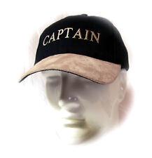 Commandant de bord casquette