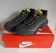official photos 205d9 6cf88 Nike AIR MAX 95 Mesh Running Shoes GREEN PURPLE 609048 500 Men Size 11 NIB   160