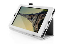 Funda para Estuche de Cuero para Asus Google Nexus 7 1st GEN 2012 Despertar Automática