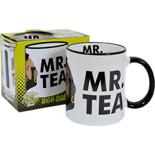 MR. T MR. TEA COFFEE MUG - Tea Cup Funny Gift Present Idea HOME KITCHEN OFFICE