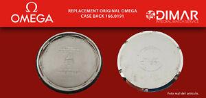 Gehäuse Original OMEGA 166.0191 (Gehäuse Zurück)/Gehäuse Hinten/Hintergrund