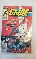 GI JOE REAL AMERICAN HERO # 30 WHITE PAGES, 1984, MARVEL COMICS very good