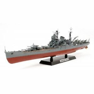 Tamiya 1/350 Ship Series No.24 Japanese Navy Heavy Cruiser Tone Model Kit 78024