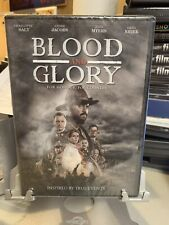 Blood & Glory NEW DVD Charlotte Salt Andre Jacobs Free Shipping