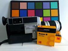 Kodak Super 8Mm Camera Film, *New* Vision 3 50D 7203 only $29.50!