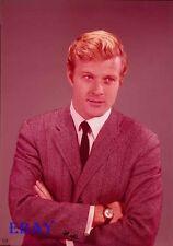 Robert Redford 1966 Vintage  5   X  7  TRANSPARENCY
