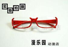 Anime Puella Magi Madoka Magica Akemi Homura Glasses Cosplay Prop