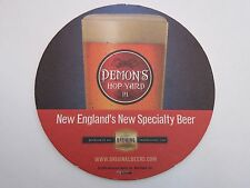 2006 Coaster: Anheuser-Busch Demon's Hop Yard IPA ~ New England's Specialty BEER