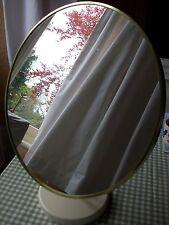 Plastic Frame Round Vintage/Retro Decorative Mirrors