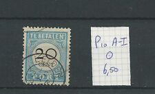 """PORT P10A-I """"LEIDEN""""  LUXE VFU/gebr  CV 6,5 €"""
