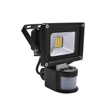 20W Warm White SMD LED with PIR motion floodlight floodlights spotlights IP65