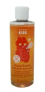 Avon Kids Bubble Trouble Bubble Bath Apple Burst 8 FL OZ