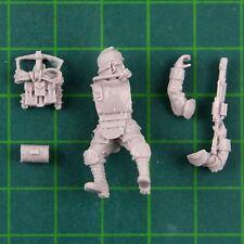DEATH Cuerpo of krieg Engineers A Astra Militarum FORGE WORLD 40k 11076