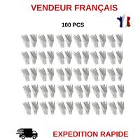 LAMES POUR SCALPEL CUTTER DE PRECISION NUMERO 11 LOT DE 100PCS