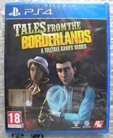 TALE FROM THE BORDERLANDS PS4 SONY PLAYSTATION 4 NUOVO SIGILLATO