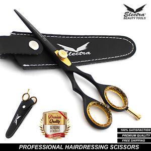 Barber Salon Hairdressing Hair Cutting Styling Scissors Shears Japanese Steel