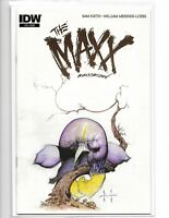 THE MAXX: MAXXIMIZED #10 SAM KIETH IDW COMICS