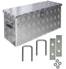 Aluminium Chequer Plate Truck Tool Van Box Lockable D055 Trucky