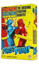 Rockem Sockem Robots Mini Game Multicolor (Throwback game!)