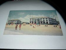 CHROME THE PATRICIA MYRTLE BEACH SC POSTCARD 1952