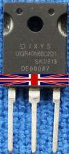 IXGR40N60C2D1 Transistor N Channel IGBT Case To247 Make IXYS