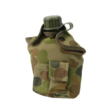 1 QT GI Auscam Alice Water Bottle Canteen Army Cadet Scout Camp Hiking