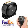 400W 8 Sound Car MIC + Horn System Police Fire Warning Alarm Siren PA Speaker US
